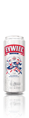 Zywiec Can 500ml / 16.9Fl.oz.